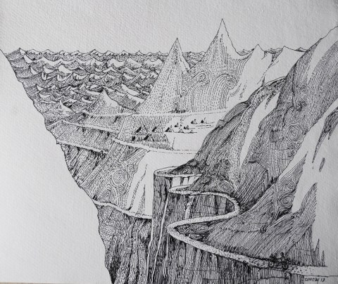 4_Ladakh_diary_mountain_wves_