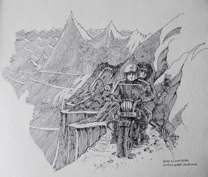 5_Ladakh_diary_pangong